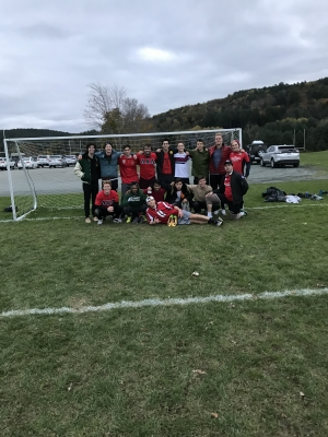 AXA Moosilauke Soccer Champions
