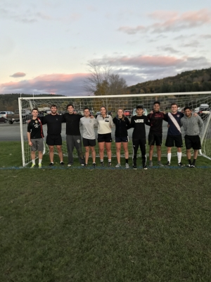 Big Kick Energy Co-Rec Soccer Champions