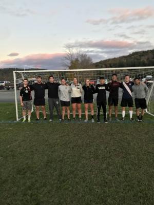 Big Kick Energy Co-Rec Soccer Champions