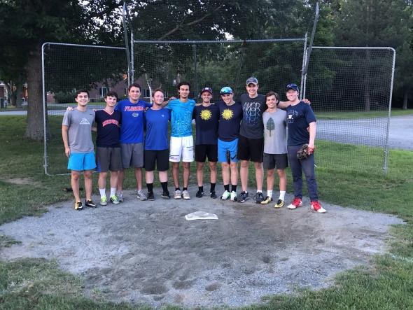 Summer Softball Champs - Bobbys Bad Boys