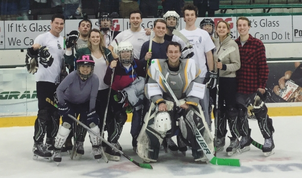 DSP on Ice - Winter 2020 Green League Ice Hockey Champions