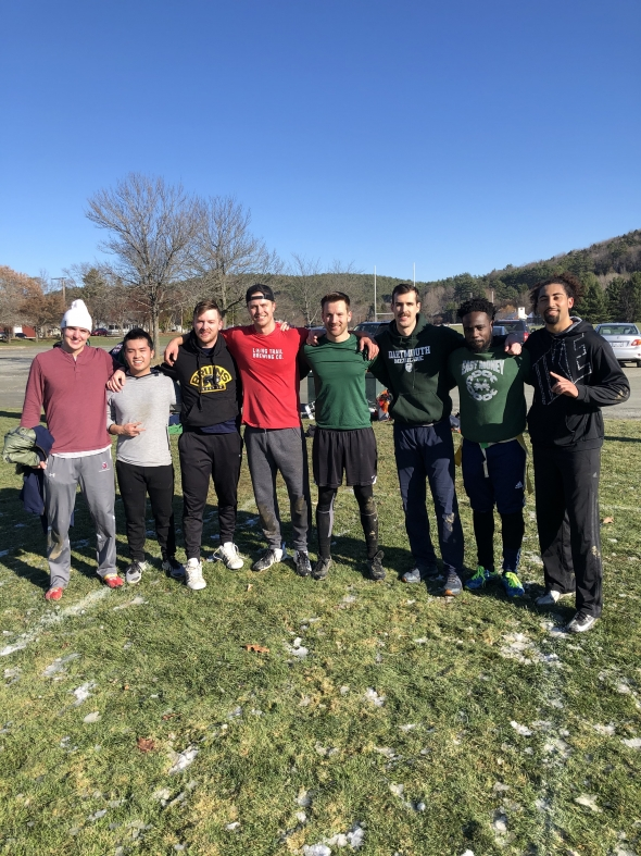 Geisel Geese - Fall 2019 Champions