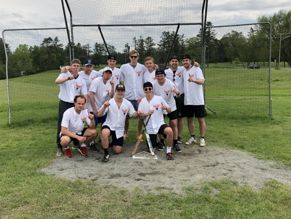 Granite Softball Champs - Master Batters
