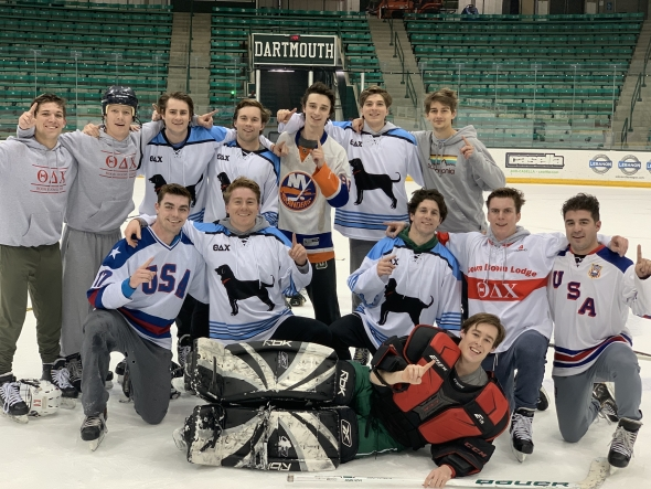 TDX - Winter 2020 Granite Ice Hockey Champions